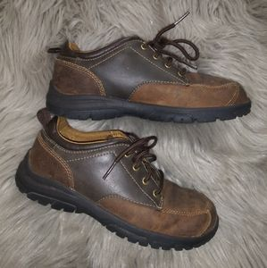 🏕 Timberland All Leather Lace Up Shoes